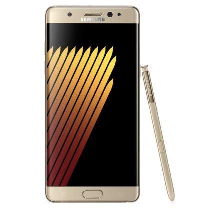 Repair smartphone Samsung Galaxy Note 7